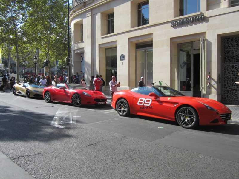 Av. des Champs-Elysces
