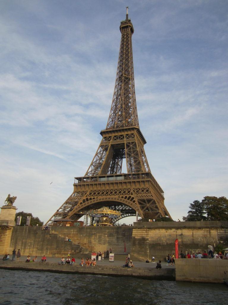 Париж. Круиз по Сене