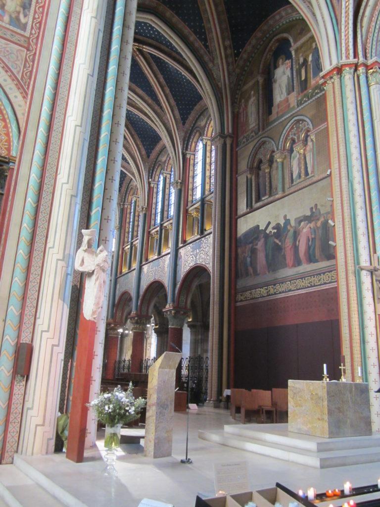 В Сен-Жермен де Пре. Париж