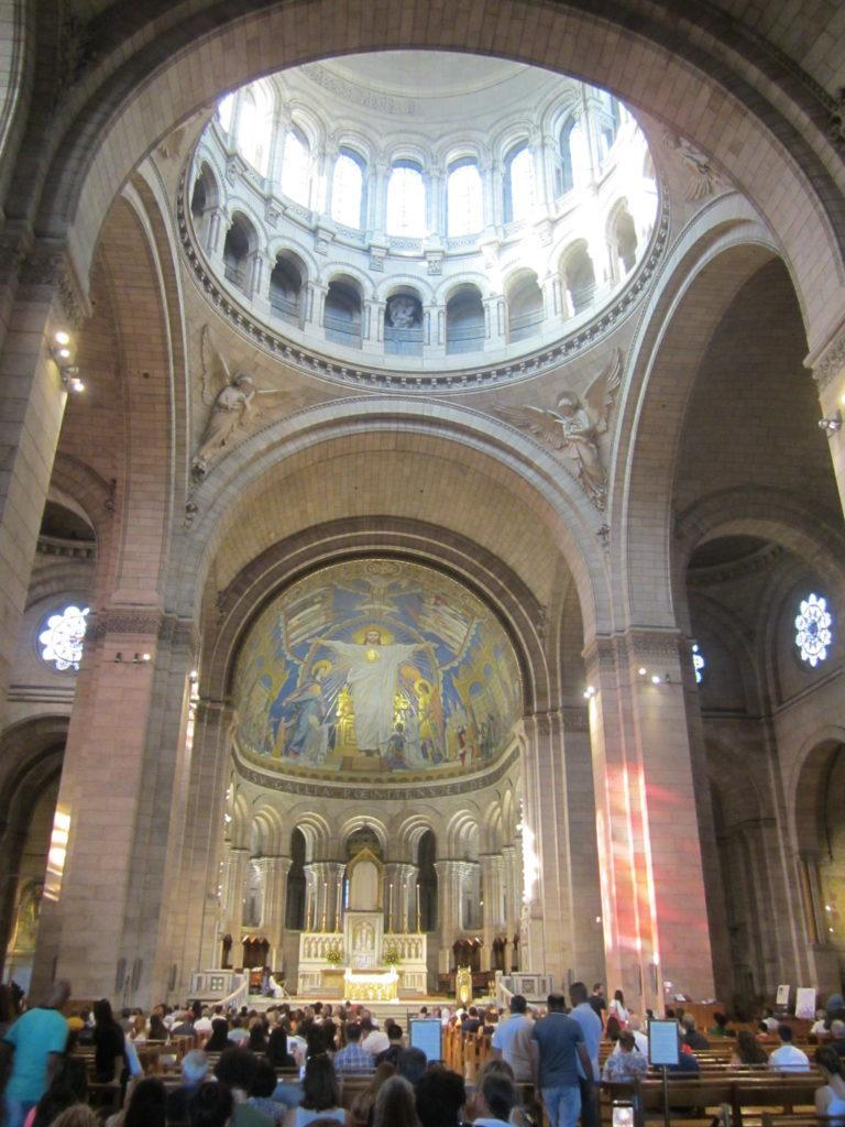 Базилика Сакре-Кёр (Sacre Coeur)