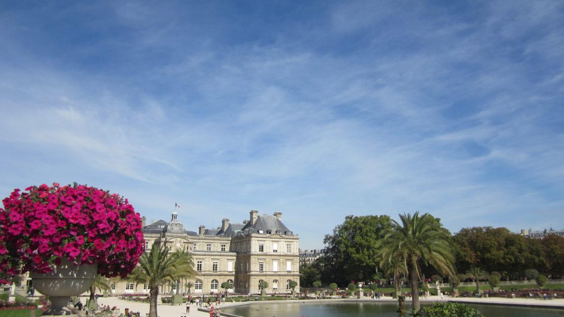 7 дней знакомства с Парижем.4-й день