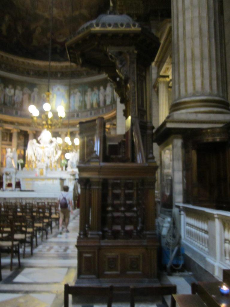 Церковь Мадлен. Париж