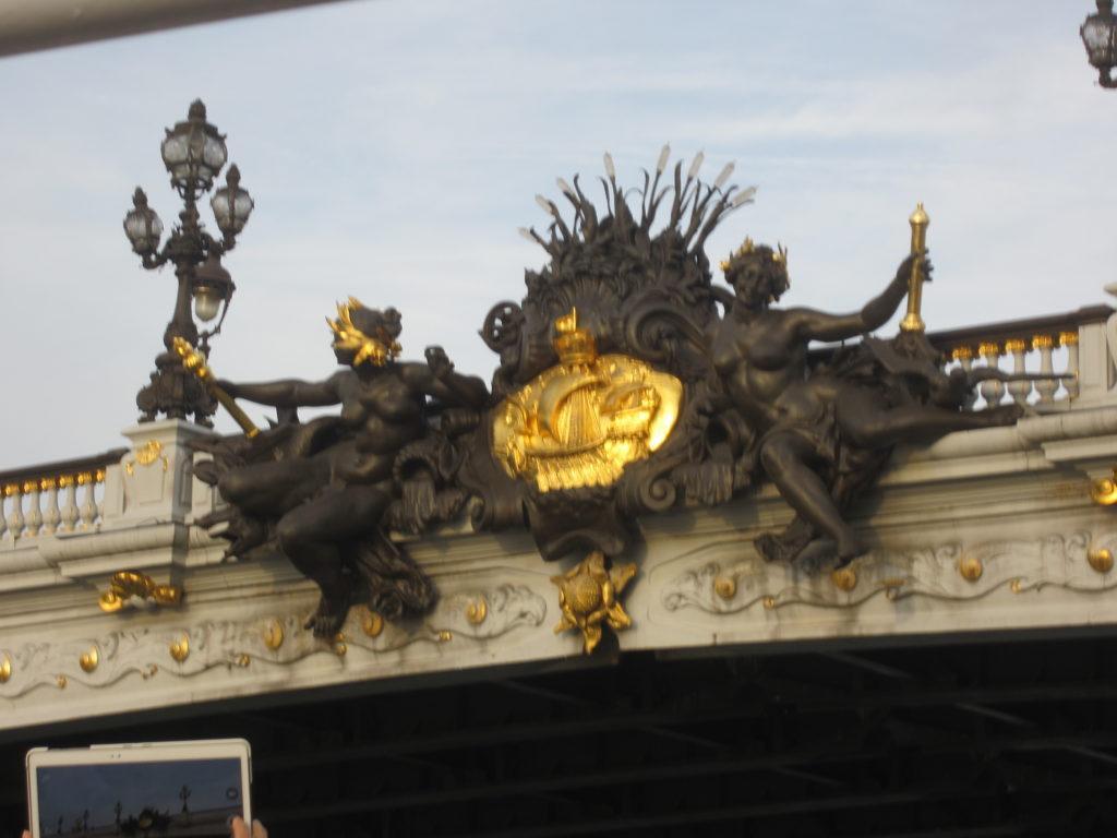Париж. Мост Александра III