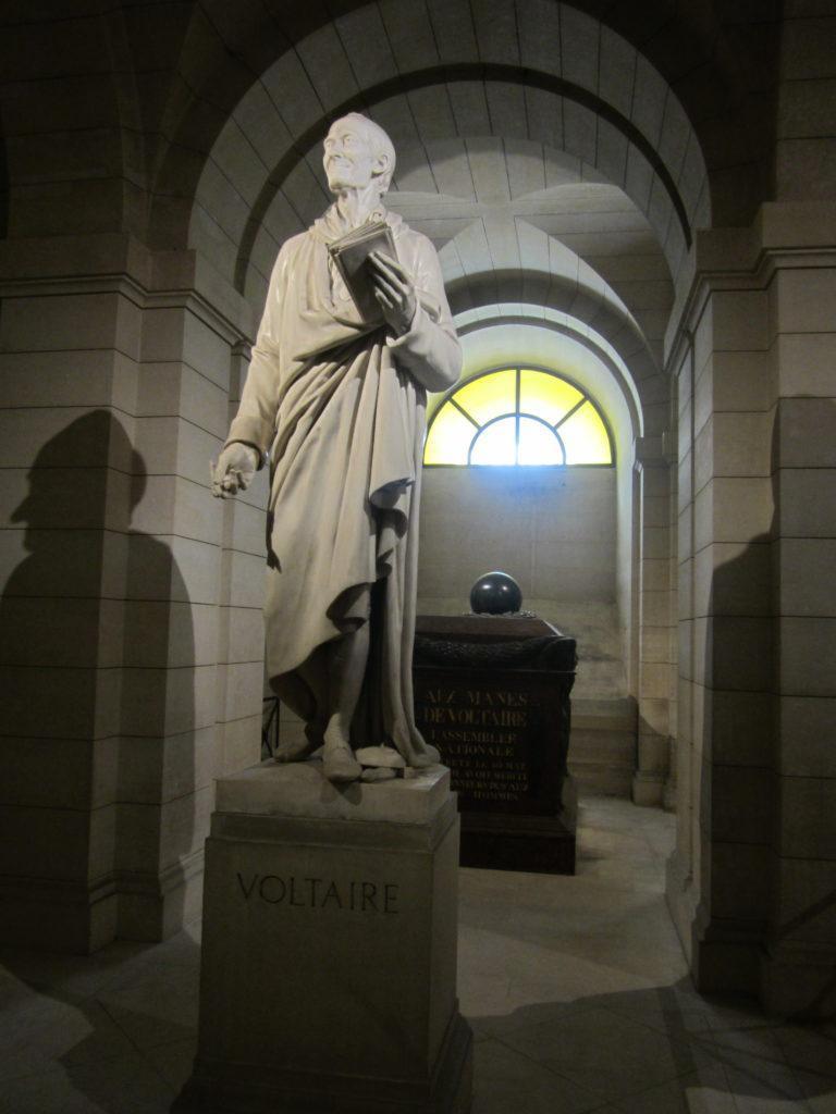 Усыпальница Пантеона. Париж