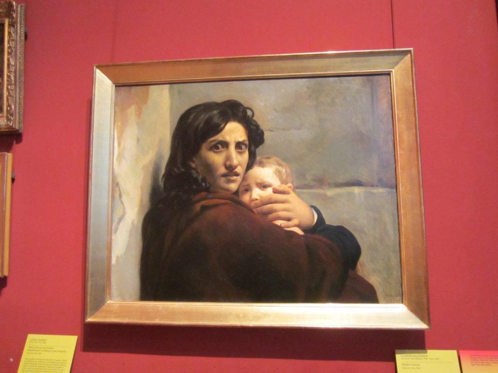 Париж. Музей Эжена Делакруа