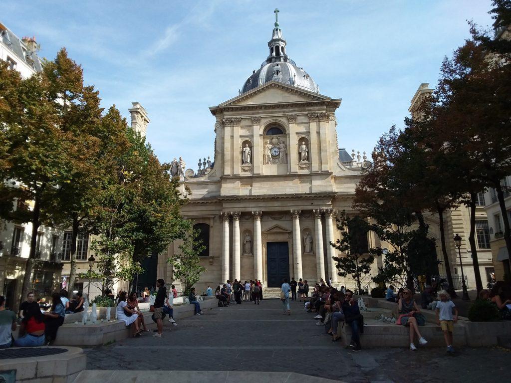 Сорбонна. Париж