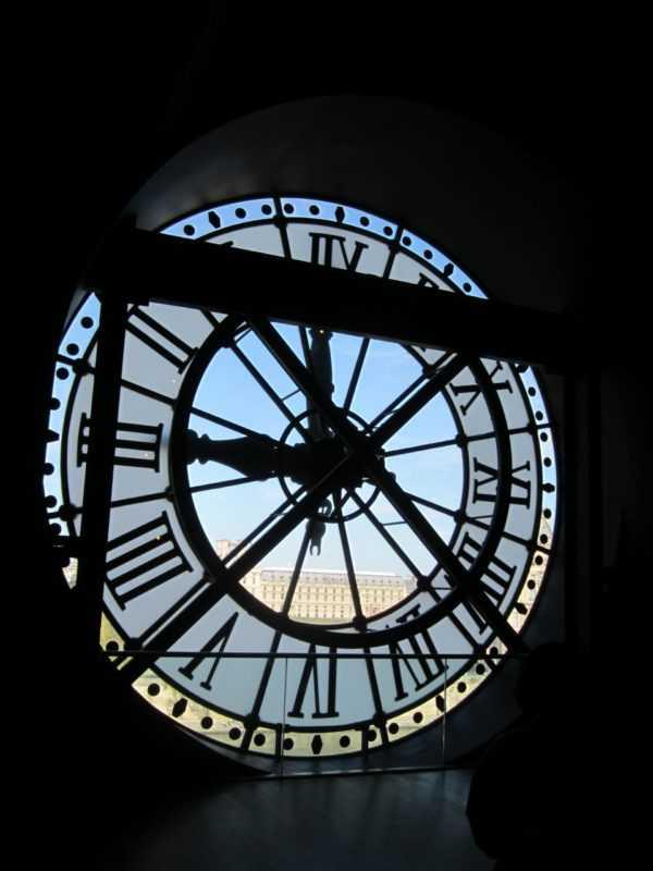 Париж. Музей Орсе