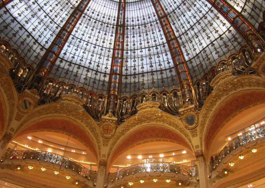 7-й день знакомства с Парижем (заключительный).