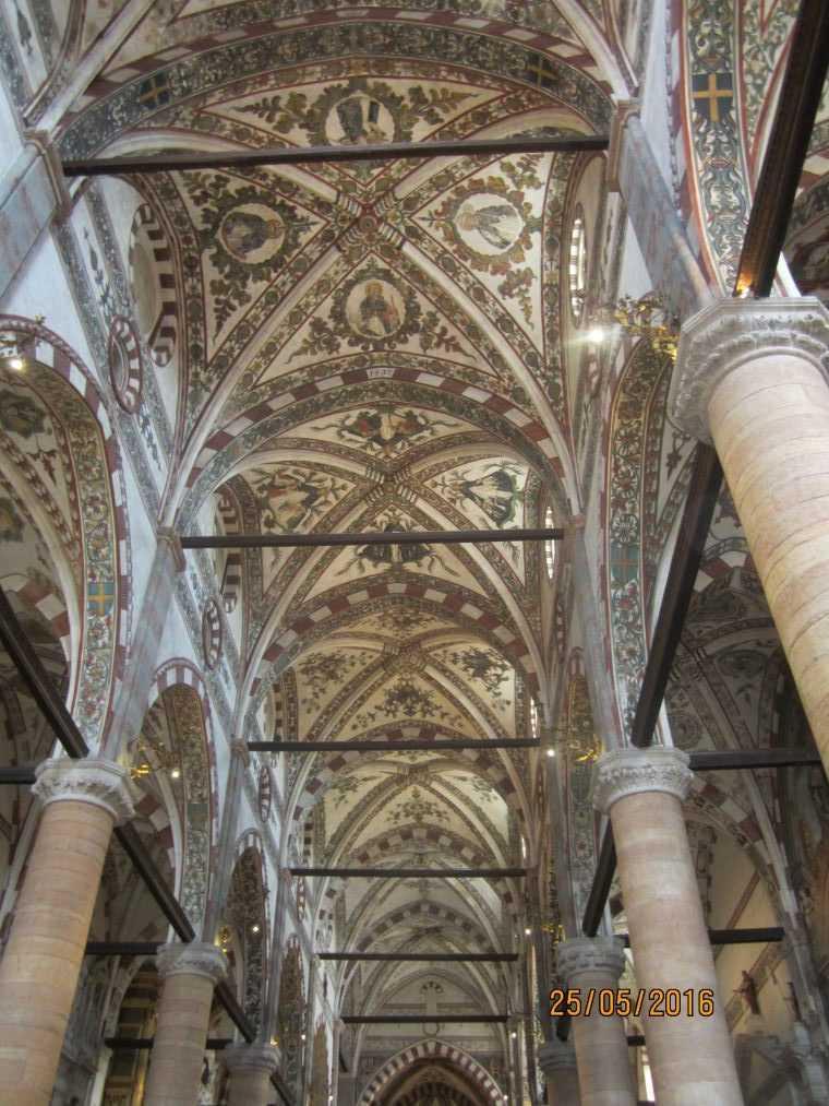 Chiesa di Sant'Anastasia. Verona
