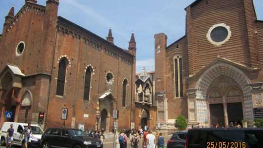 Верона. Италия. Продолжение