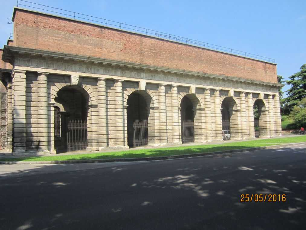Верона. Порта Палио (Porta Palio)