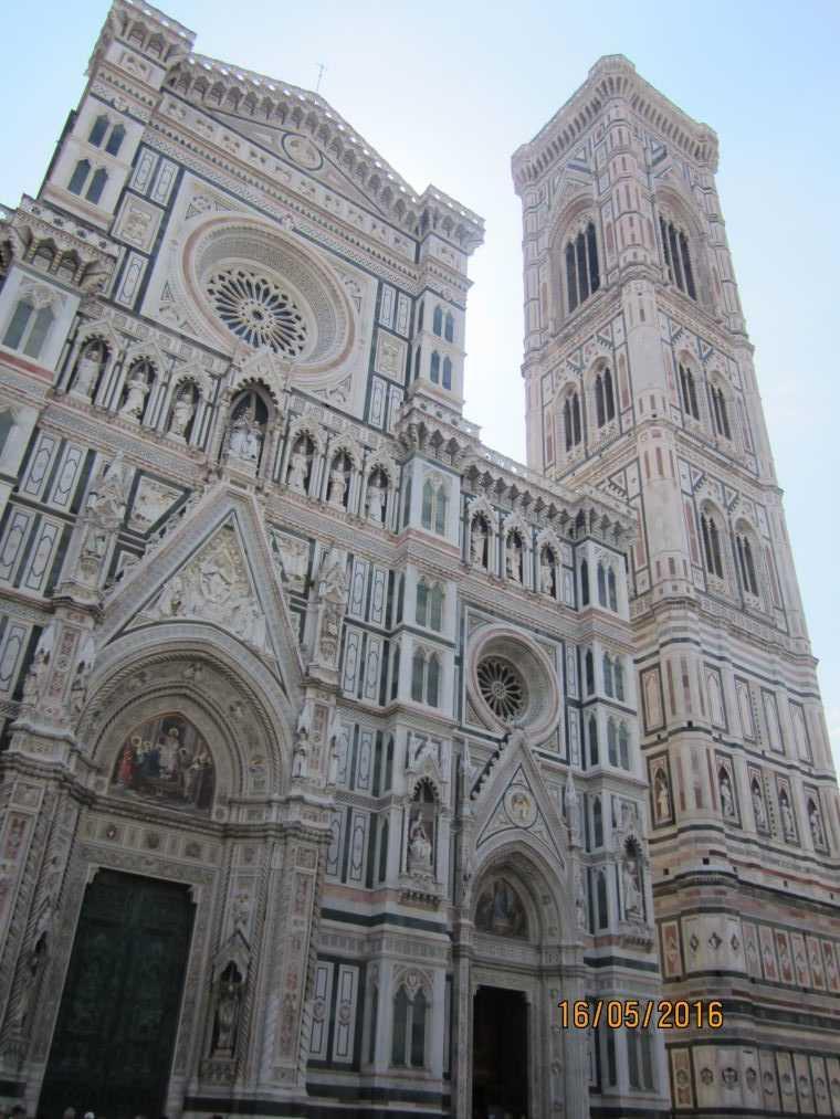 Собор Санта-Мария-дель-Фьоре. Флоренция