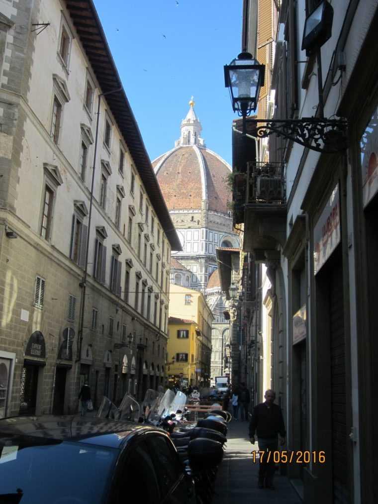 В Кафедральный собор Санта-Мария-дель-Фьоре