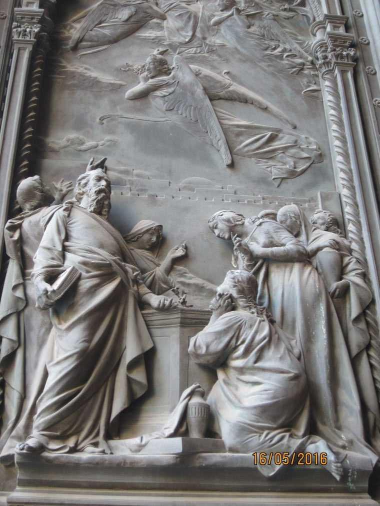 Баптистерий Сан-Джованни. Флоренция