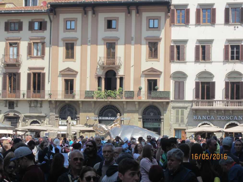 Флоренция. Площадь Синьории