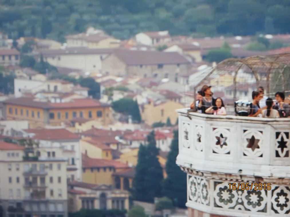Флоренция. Campanile di Giotto