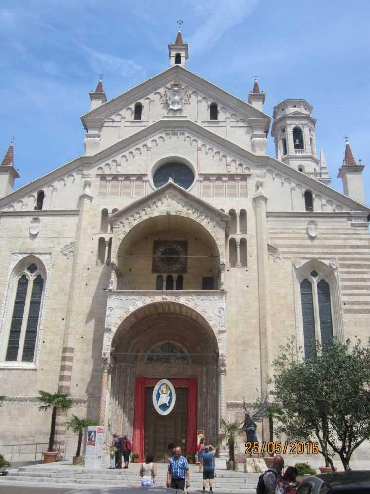 Кафедральный собор Вероны (Duomo di Verona)