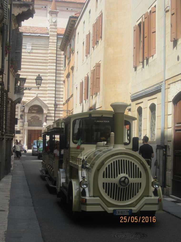 В Кафедральный собор Вероны (Duomo di Verona)