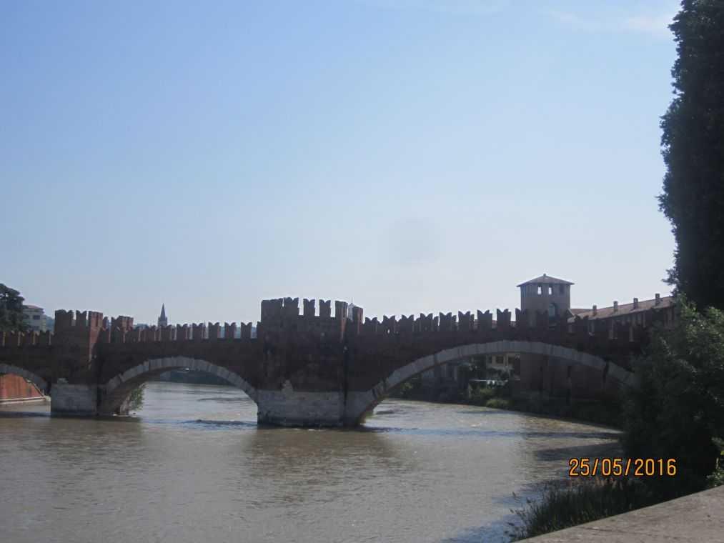 Мост Понте Скалиджеро