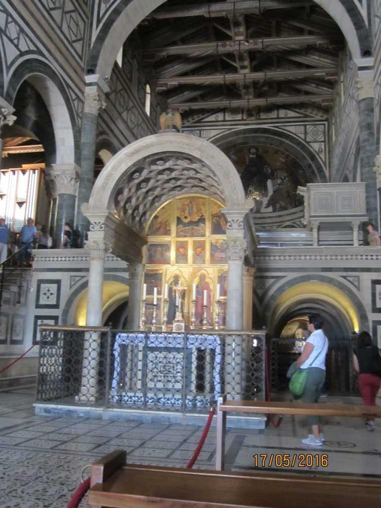 Церковь Сан Миниато аль Монте