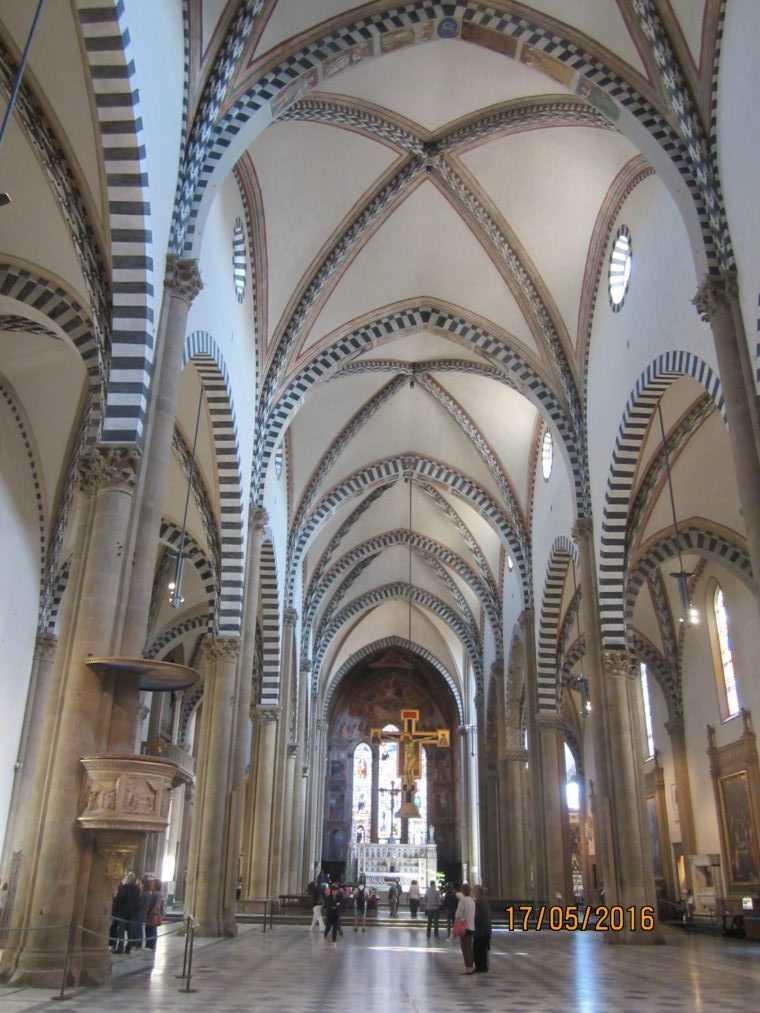 Базилика Санта-Мария-Новелла (Santa Maria Novella)