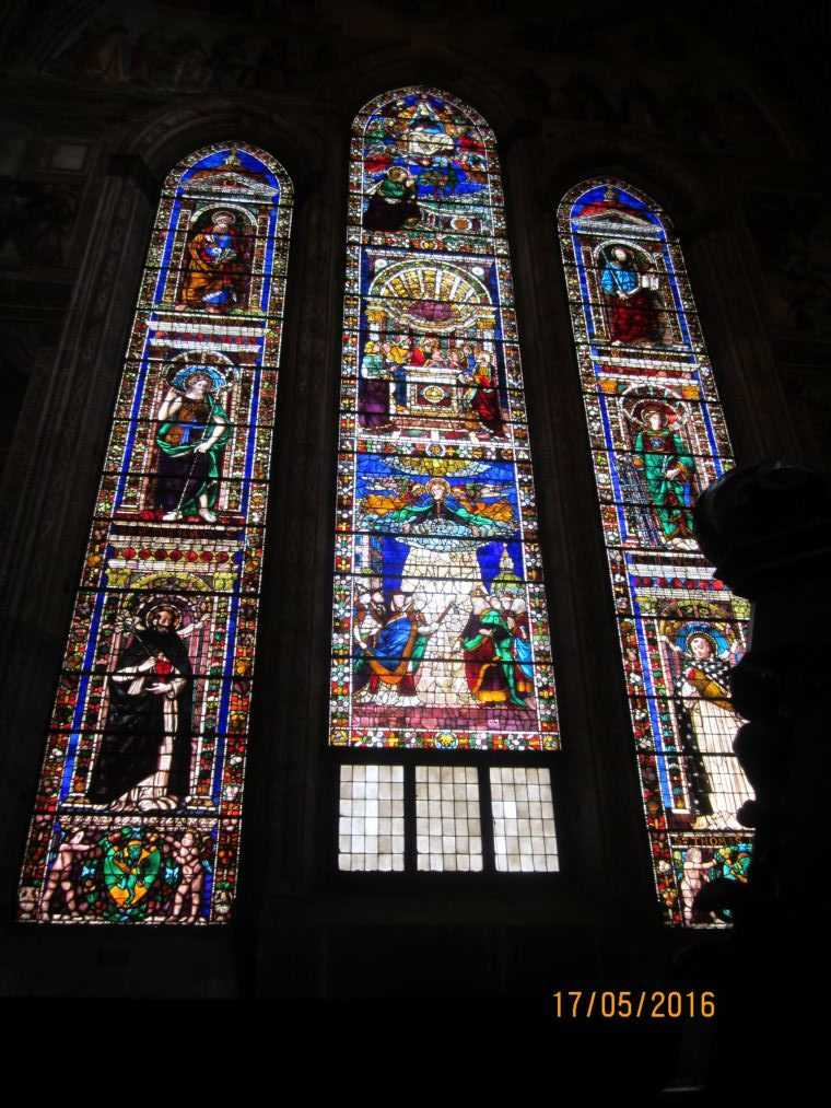 Базилика Санта-Мария-Новелла. Флоренция