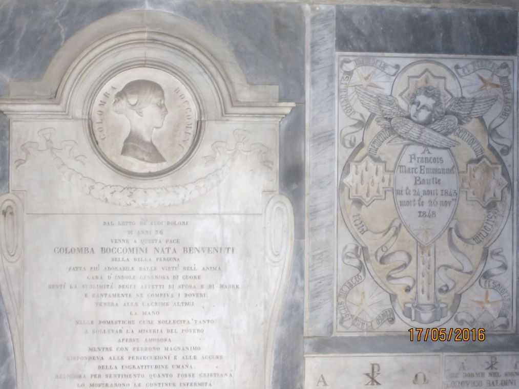 """Флоренция. """"Обитель мертвых"""" (Chiostro dei Morti)"""
