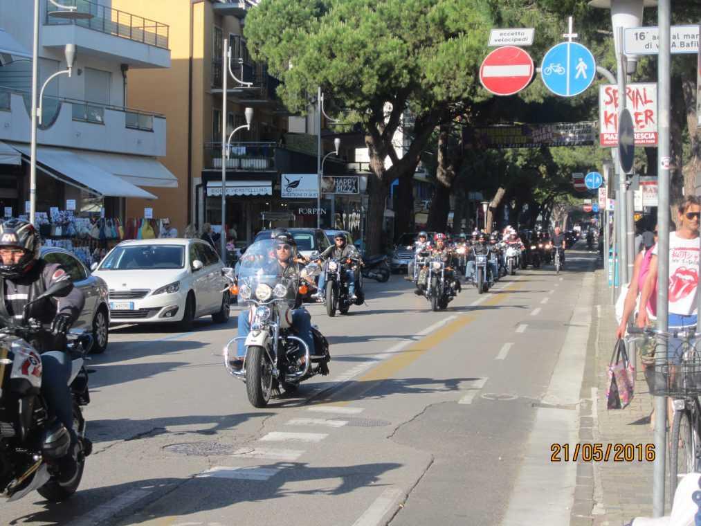 Центральная улица Лидо-ди-Езоло