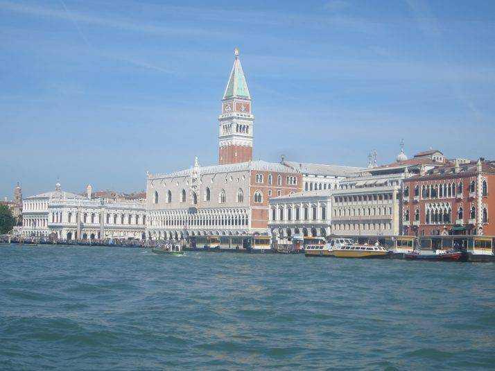 Италия. Из Венеции на Лидо ди Езоло