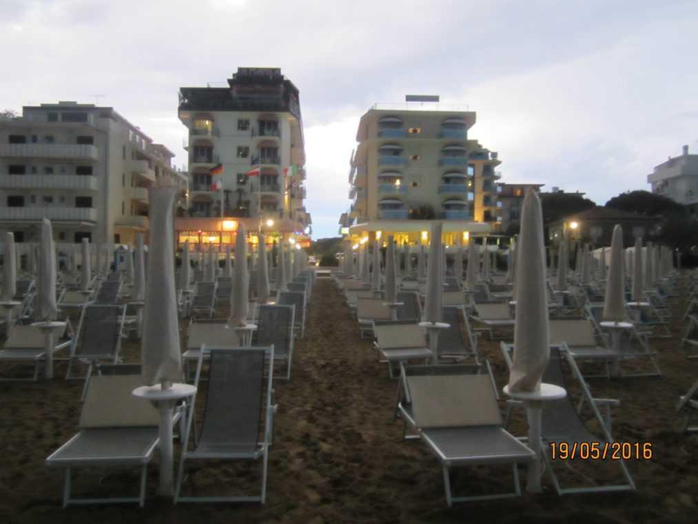 Пляж Hotel Antille e Azzorre