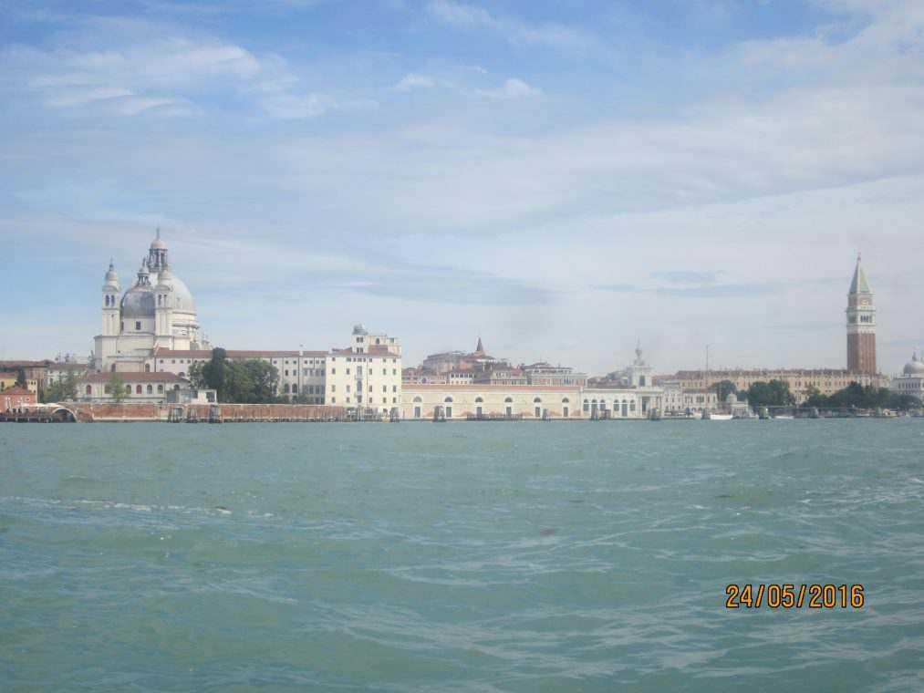 Из Венеции на Лидо ди Езоло