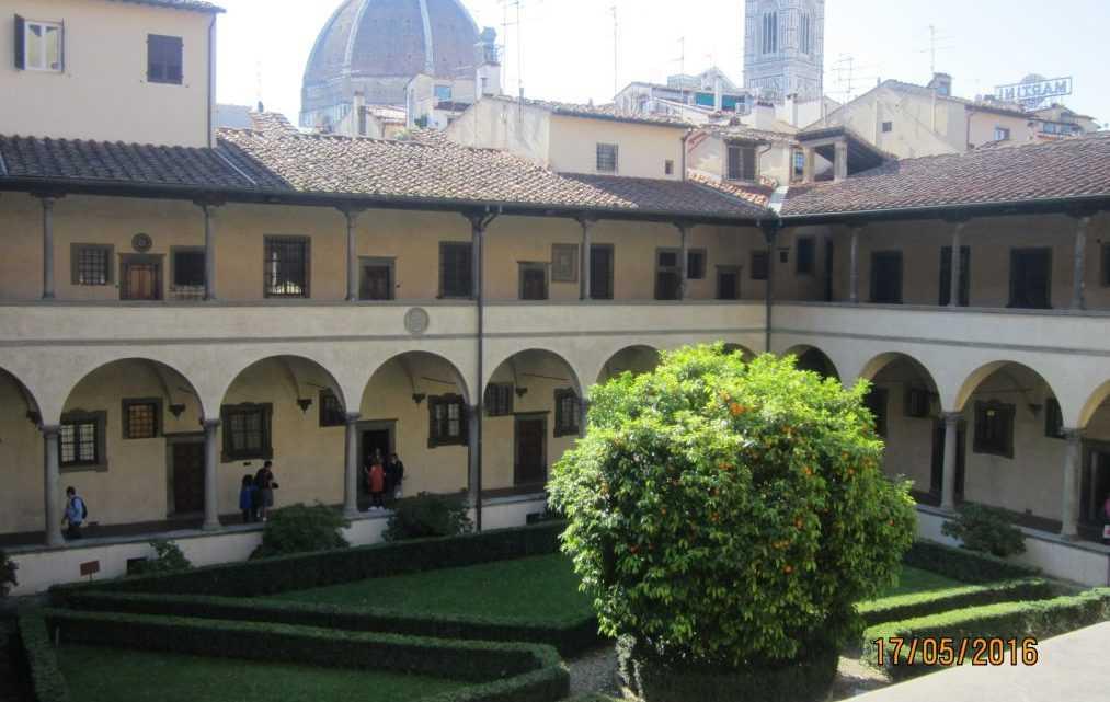 Заключительный день во Флоренции.