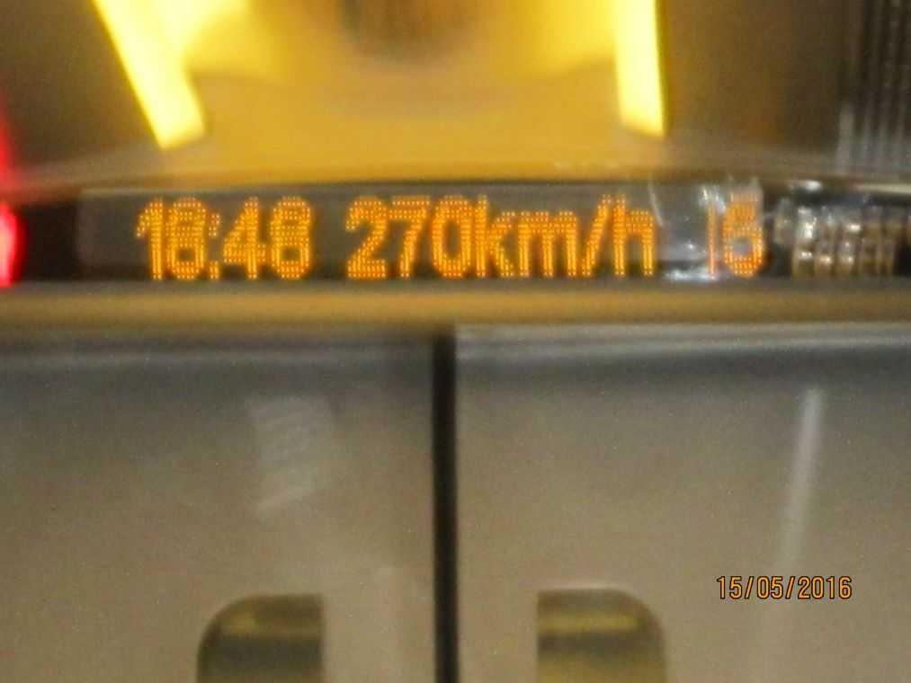 Итальянские железные дороги. Поезд Trenitalia