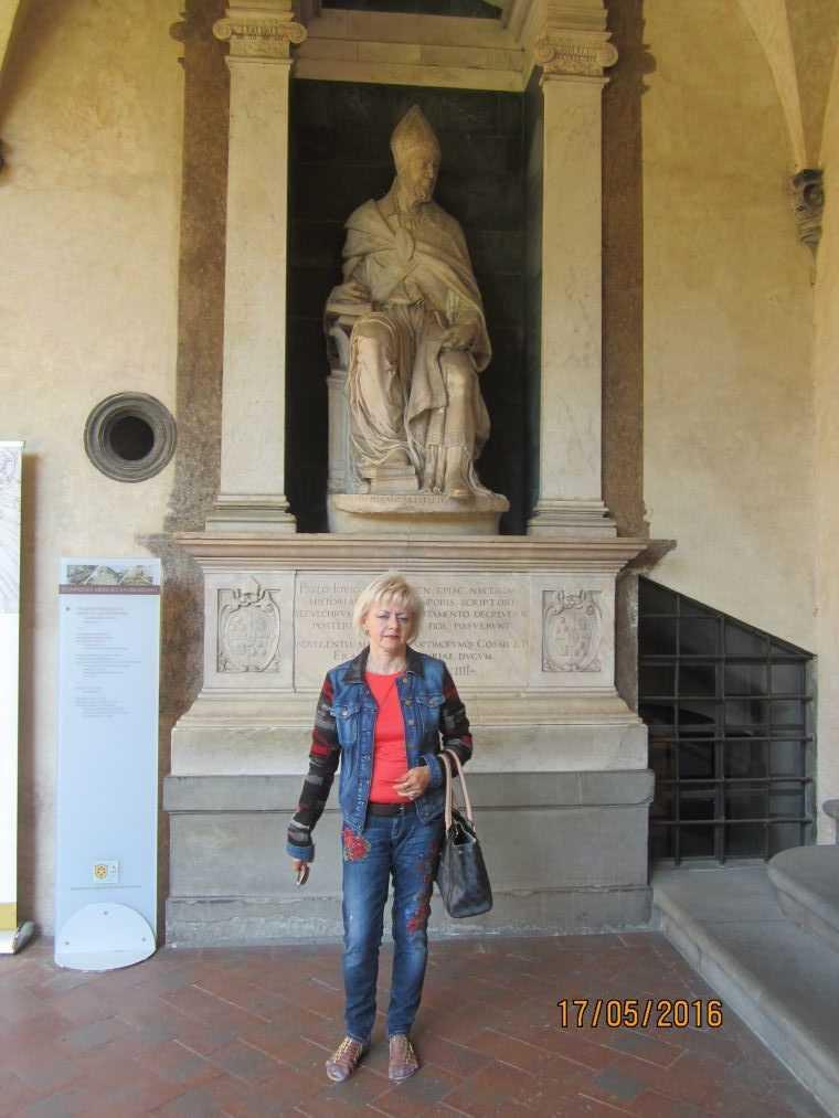 Флоренция. Basilica di San Lorenzo