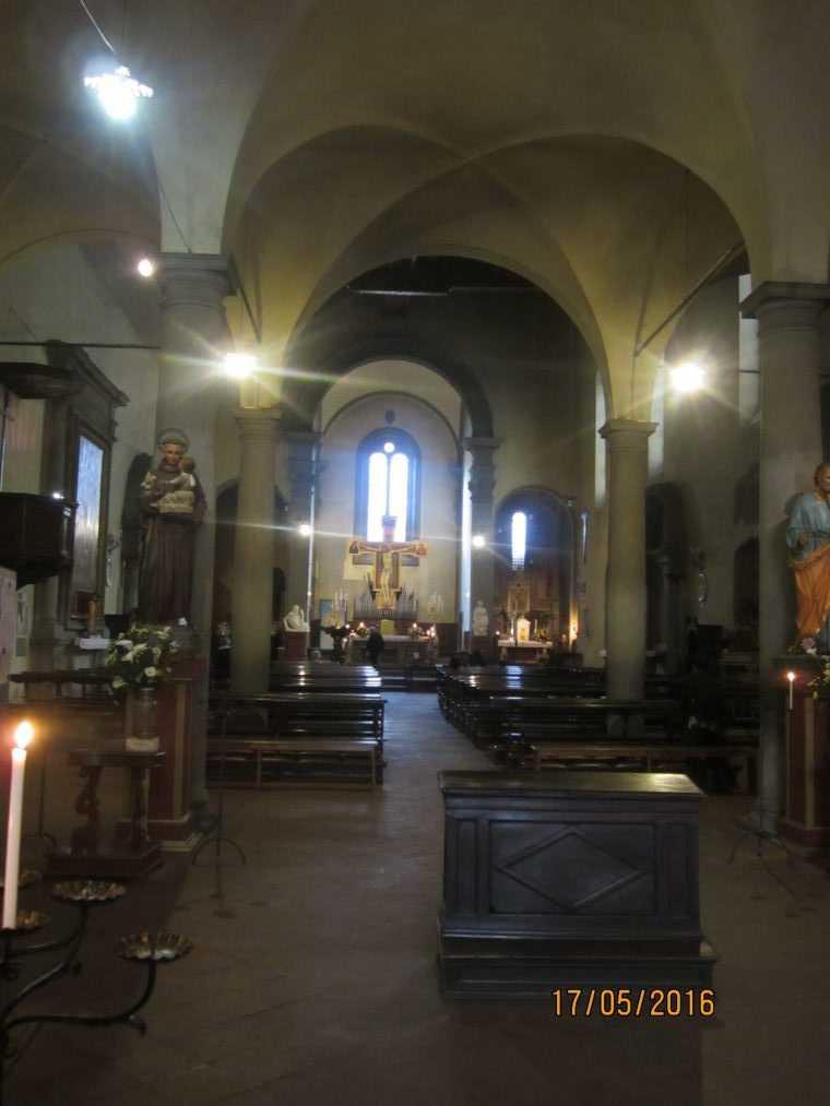 Chiesa di San Felice in Piazza, Firenze