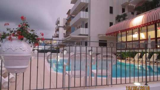 Италия. Лидо-ди-Езоло.  Hotel Antille e Azzorre