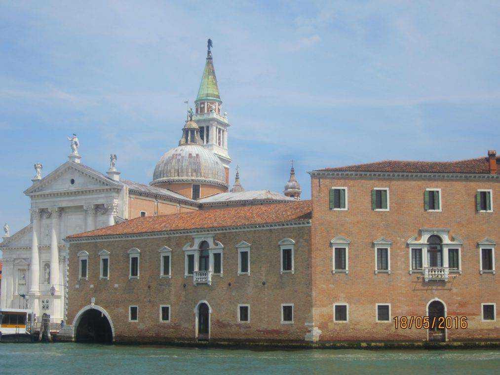 Сан-Джорджо-Маджоре. Венеция