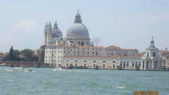 Первые впечатления от встречи с Венецией.