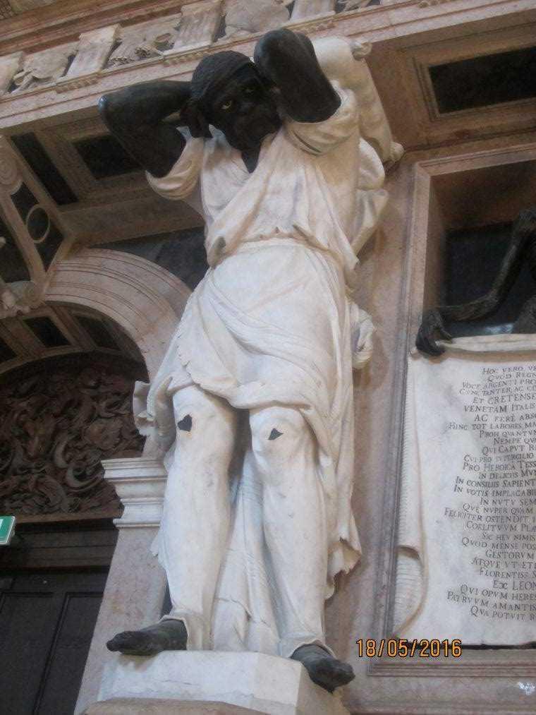 Памятник дожу Джованни Пезаро