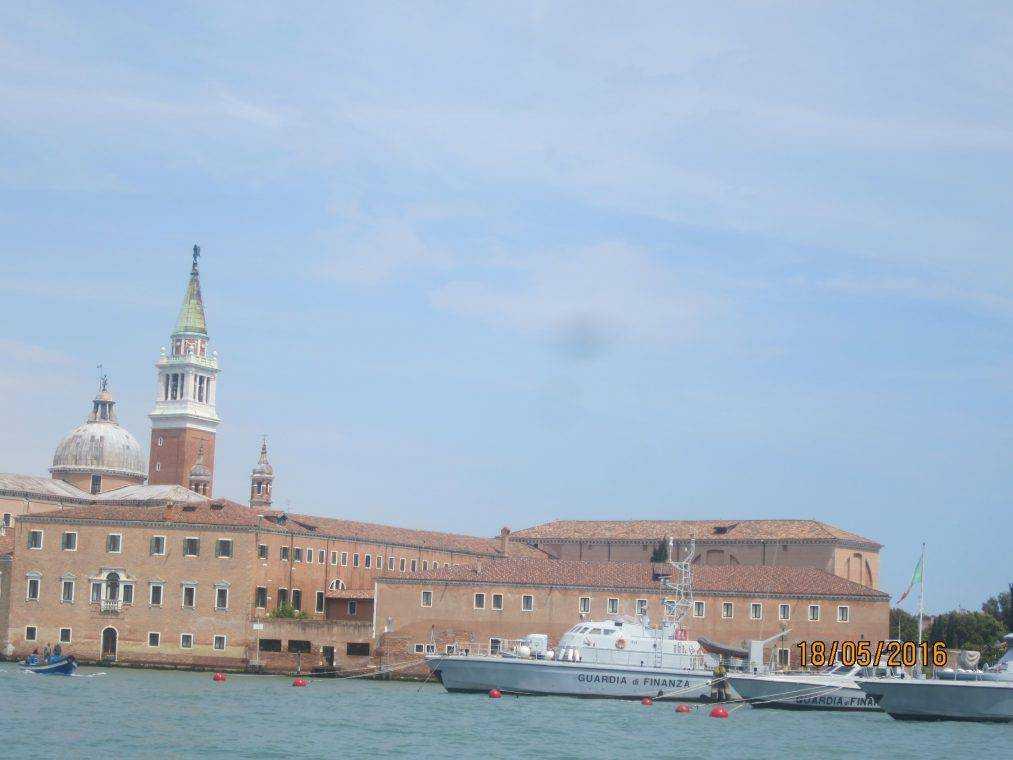 Венеция. Остров Сан-Джорджо-Маджоре