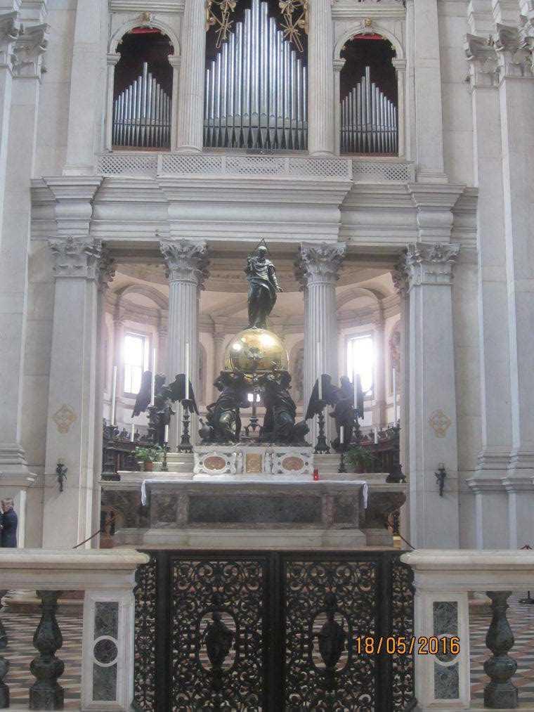Венеция. Собор Сан-Джорджо-Маджоре