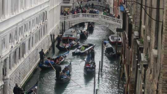 Главная достопримечательность Венеции