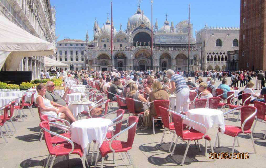 Заключительный день в Венеции