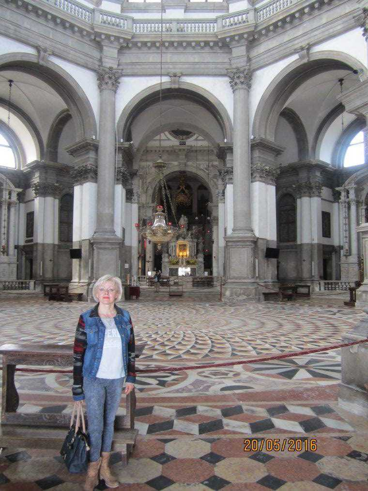 Санта-Мария делла Салюте. Венеция