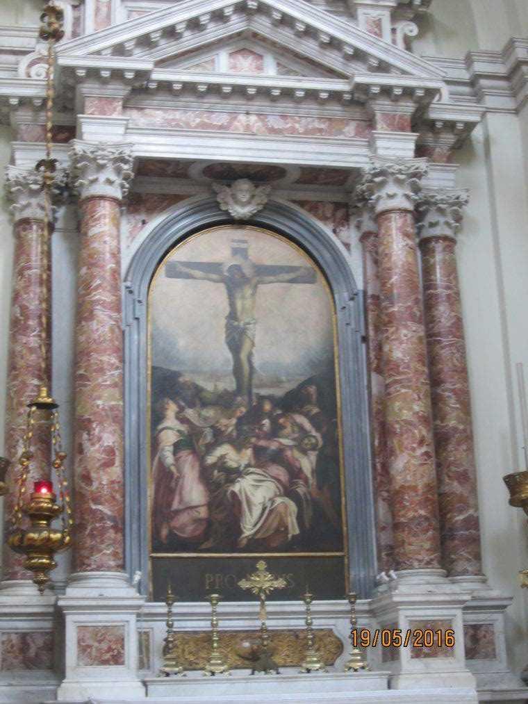 Chiesa dei Gesuati o Santa Maria del Rosario