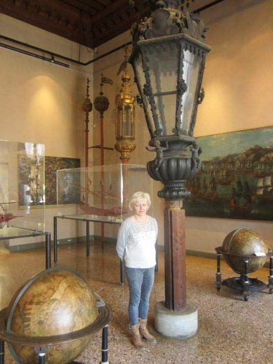 Венеция. Музей Коррер