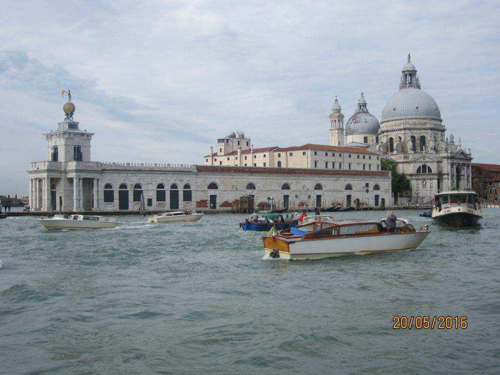 Венеция. Санта-Мария делла Салюте