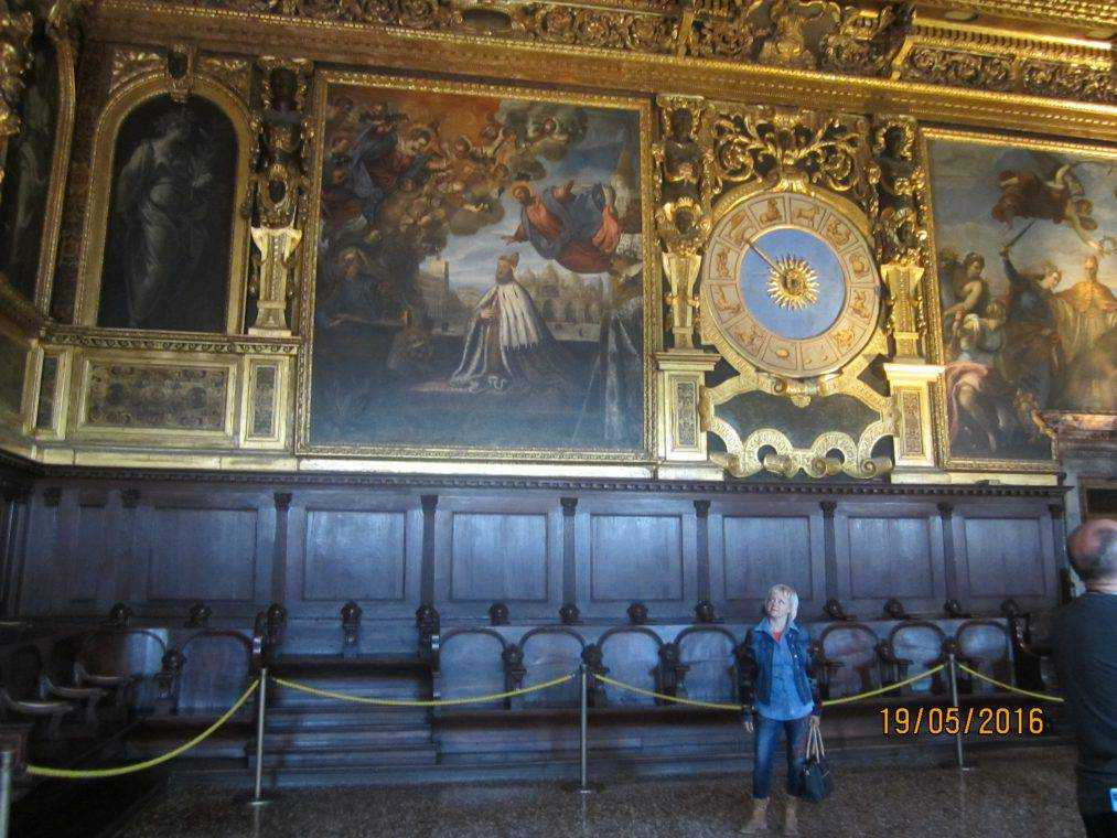 Дворец Дожей. Венеция.