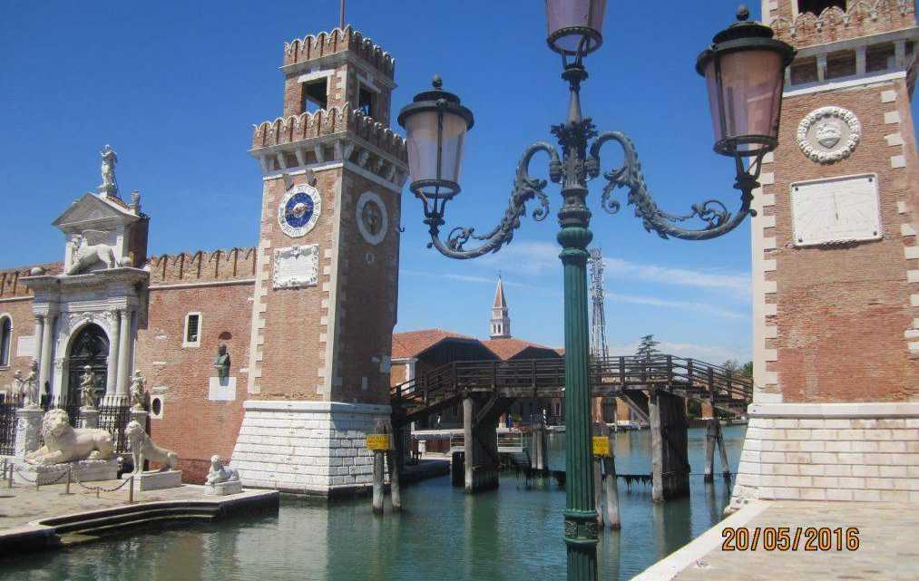 В Венеции самостоятельно. 2 день
