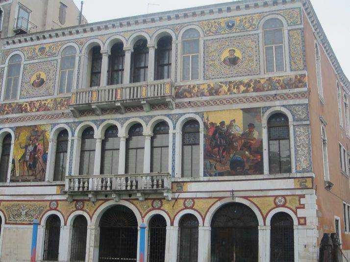 Венеция самостоятельно. Гранд-Канал